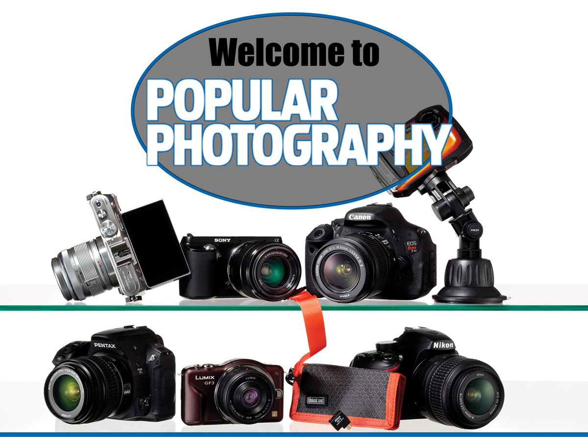 Welcome to Popular Photography