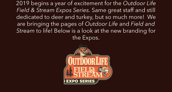 Outdoor Life Field & Stream Expos Series