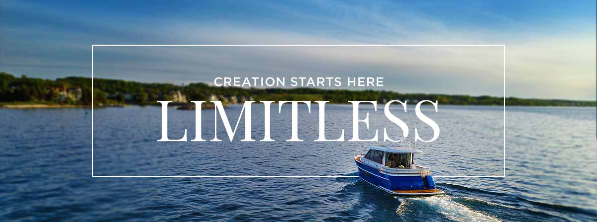 Limitless - Creation Starts here