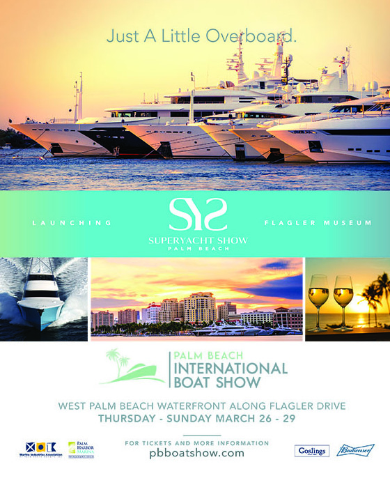 Super Yacht Show - Palm Beach